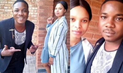 See Sabelo From Rhythm City's Wife,See Their Beautiful Pics
