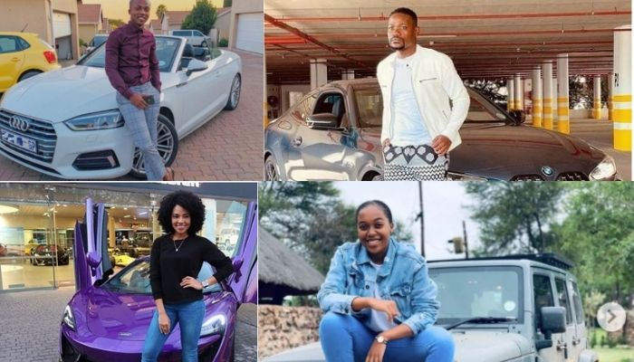 The Skeem Saam Actors and Their Cars in 2021 Final
